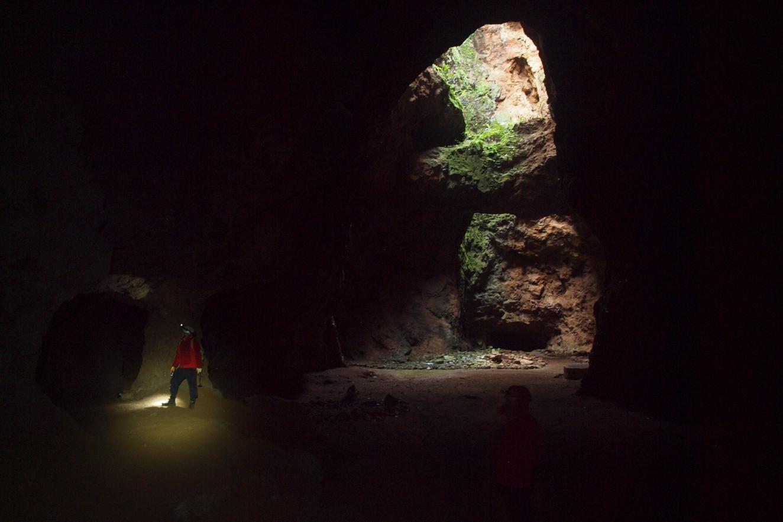 Presentación del libro 'Monumento Natural Mina La Jayona'.