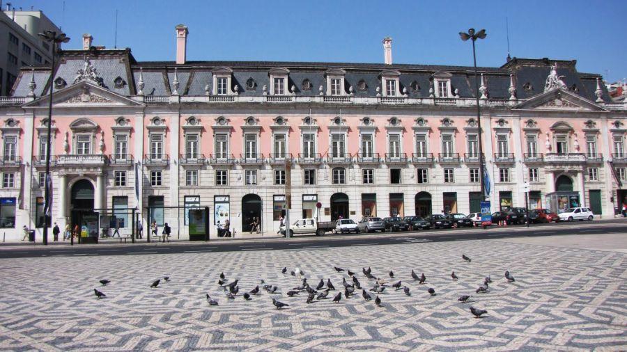 Roteiro Palácio Foz ou Castelo Melhor e Abadia