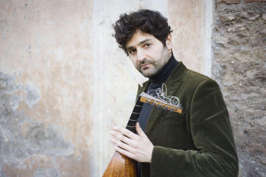 Recital de liuto a 6 cori por SIMONE VALLEROTONDA em Lisboa