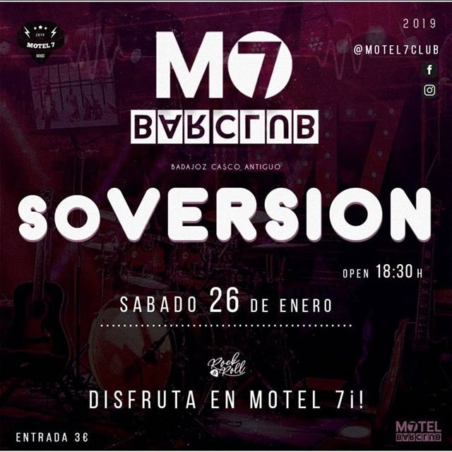 So Version en Motel 7 Bar Club