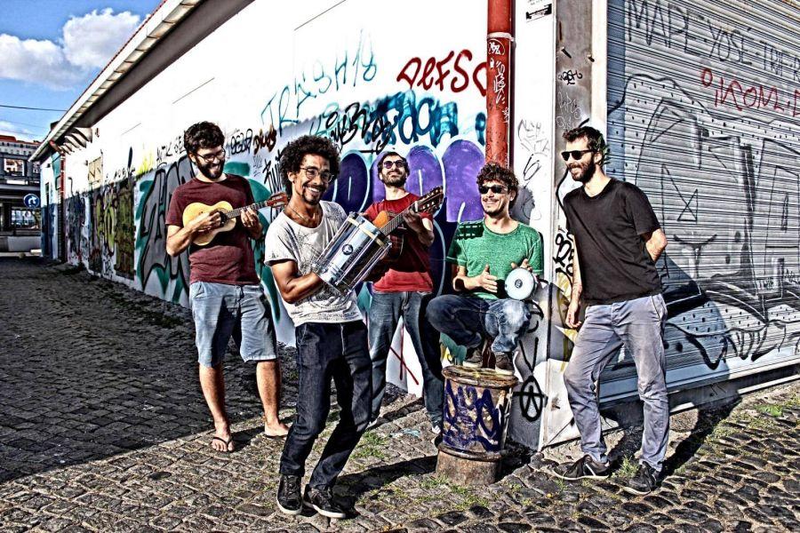 5as de SAMBA com o grupo BOCA DE SIRI