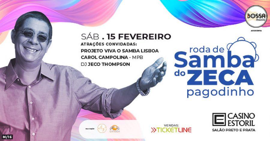 Roda de Samba do Zeca Pagodinho