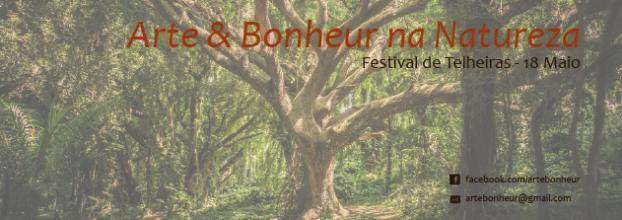 Arte & Bonheur na Natureza