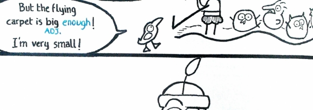Presentación: 'Bird. El inglés volando'