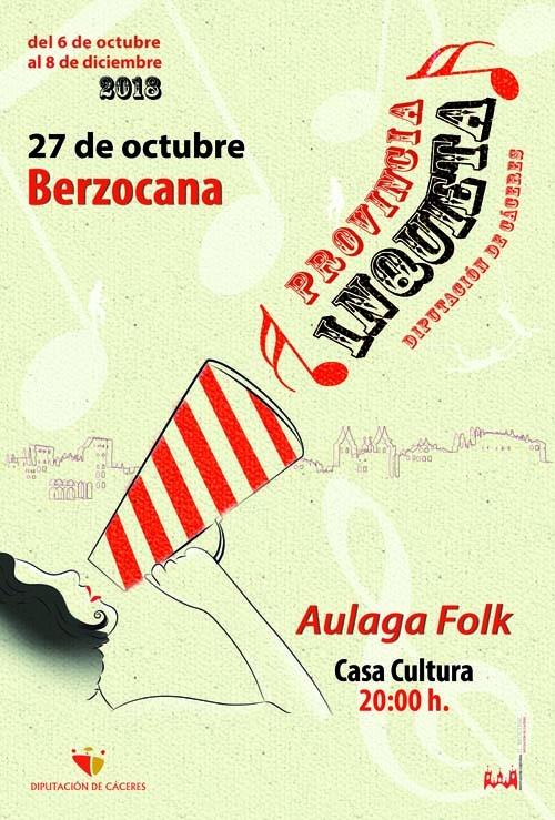 Provincia Inquieta | AULAGA FOLK