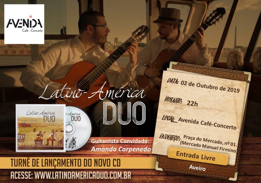 Latino-América Duo - Guitarras a Navegar