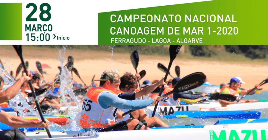 Campeonato Nacional de Canoagem de Mar