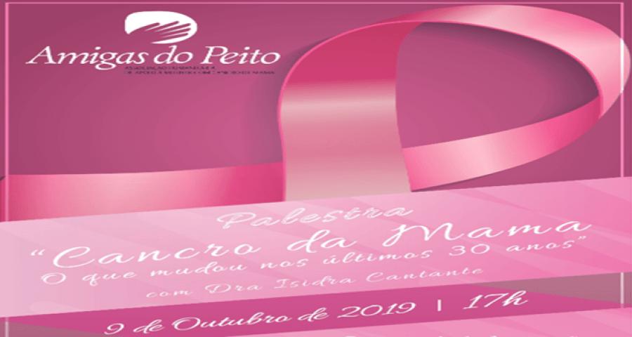 Palestra 'Cancro da mama o que mudou nos últimos 30 anos'