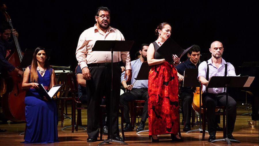 María la O,  de Ernesto Lecuona. Zarzuela cubana