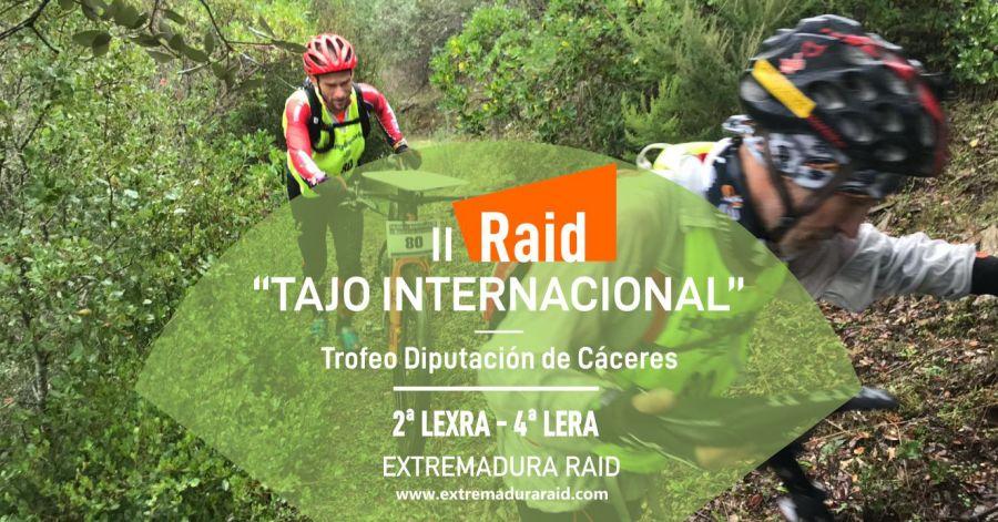II RAID TAJO INTERNACIONAL