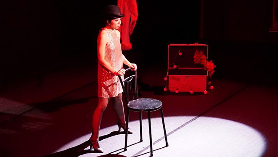 Broadway Cabaret Night Gold