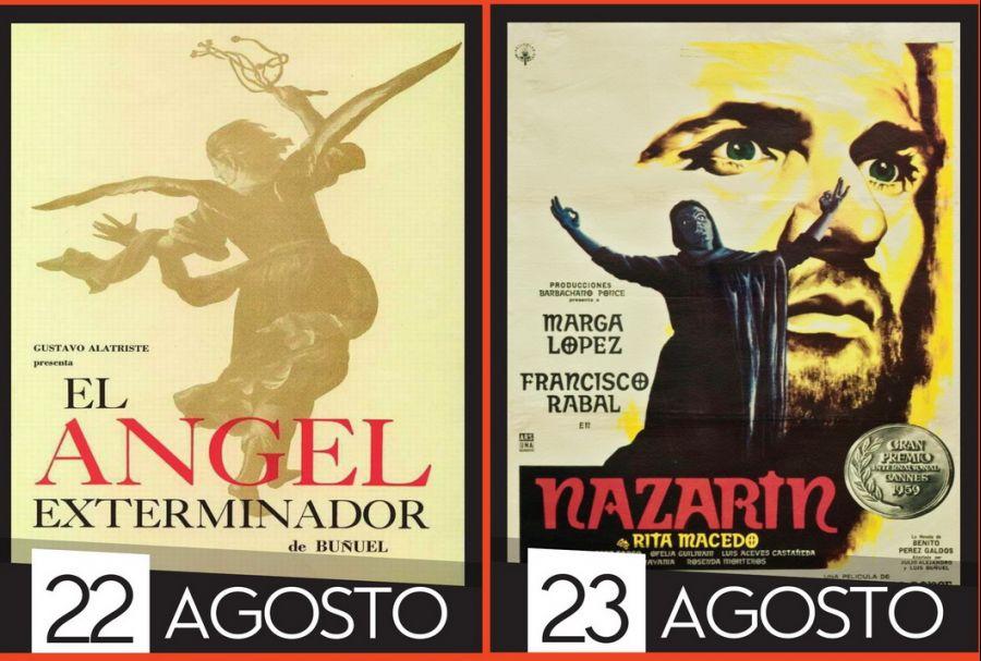 Cine UCR. Luis Buñuel en México. El ángel exterminador & Nazarín