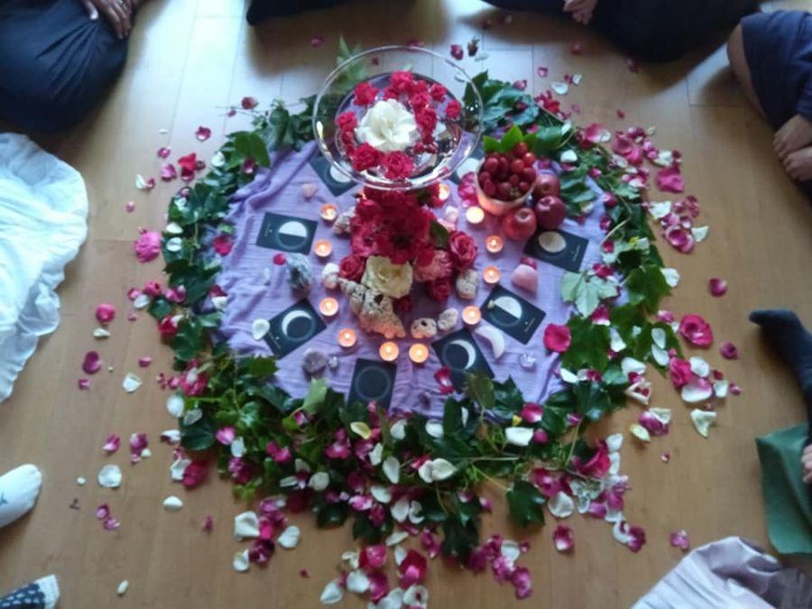 Ritual do Útero-13º Ritual Munay-Ki
