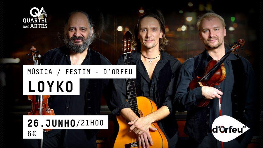 LOYKO - Festim D'ORFEU