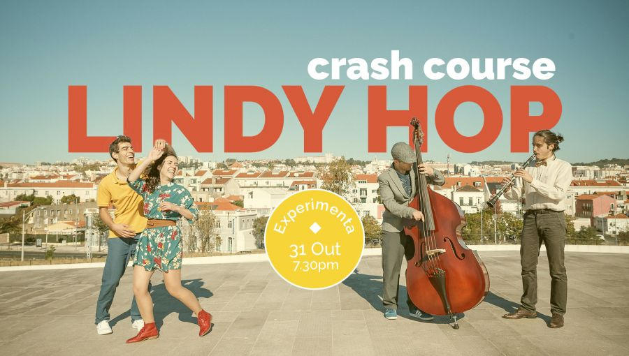 Lindy Hop – Aula Aberta Crash Course