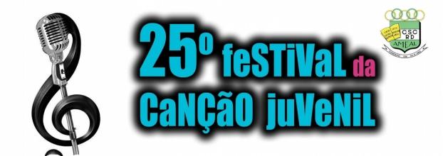 XXV FESTIVAL CANÇÃO JUVENIL