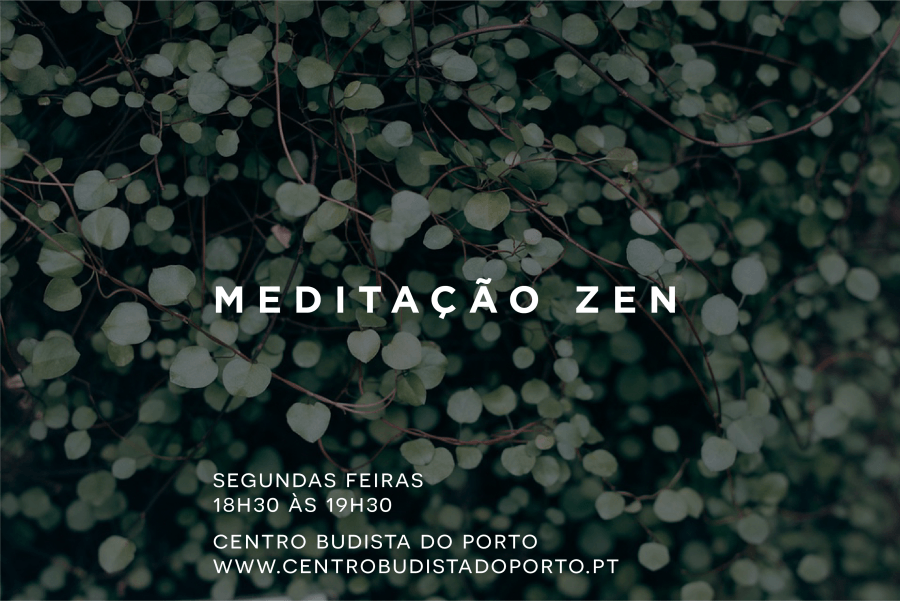 Meditação Zen semanal
