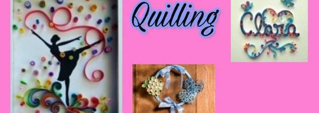Oficina de Quilling