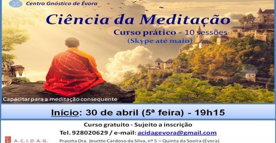 Ciência da Meditação - curso gratuito