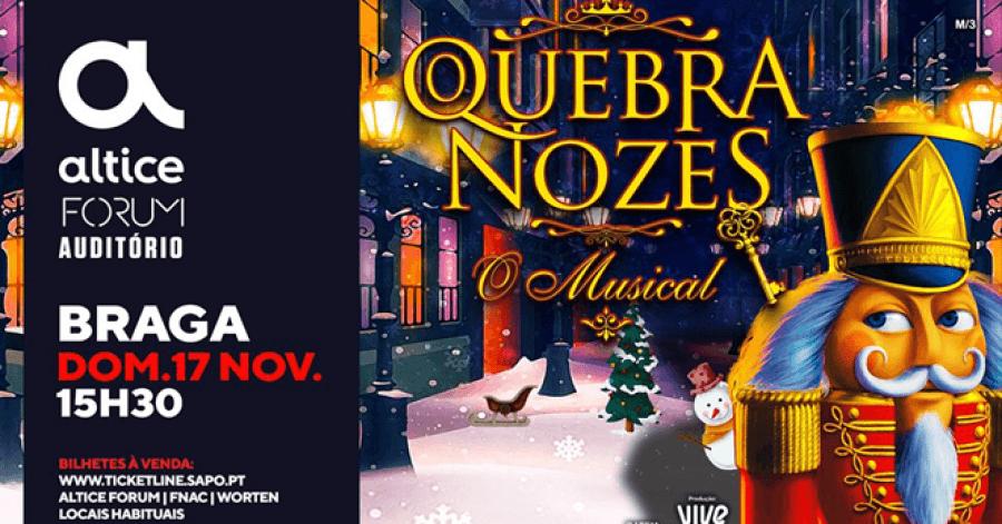 Quebra Nozes 'O Musical' :: Infantil