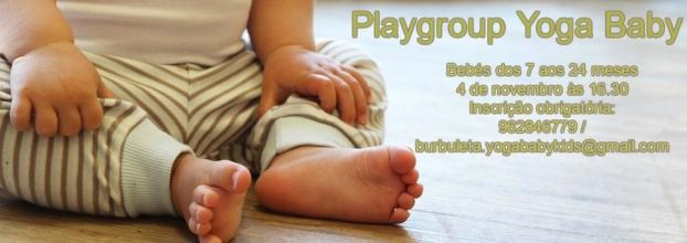 Playgroup Yoga Baby