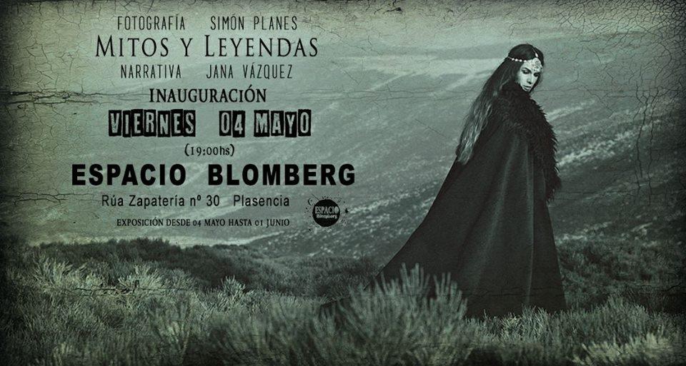 Exposición MITOS Y LEYENDAS. Fotografía: Simón Planes & Jana Vázquez