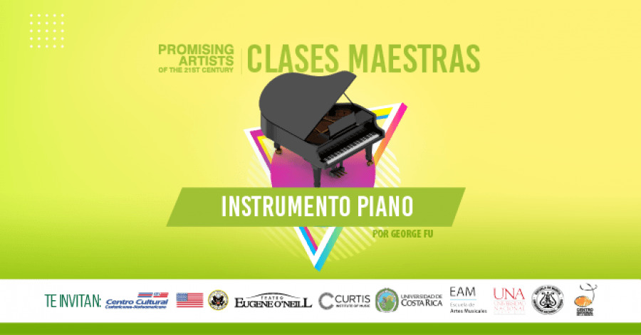 Clase maestra de Piano por Curtis Institute of Music