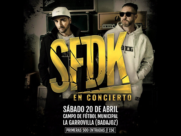 SFDK || La Garrovilla