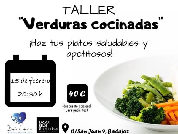 Taller '̥V̥e̥r̥d̥u̥r̥ḁs̥ ̥c̥o̥c̥i̥n̥ḁd̥ḁs' // Espacio Abierto La Casa De Los Sentidos