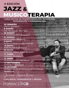 II Edición de Jazz y Musicoterapia