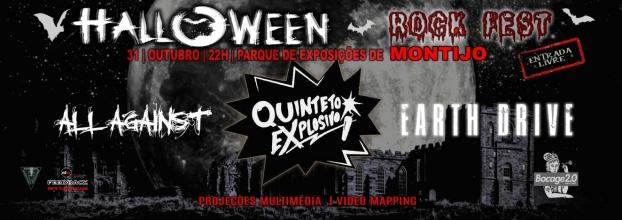 Halloween Rock Fest Montijo 2018