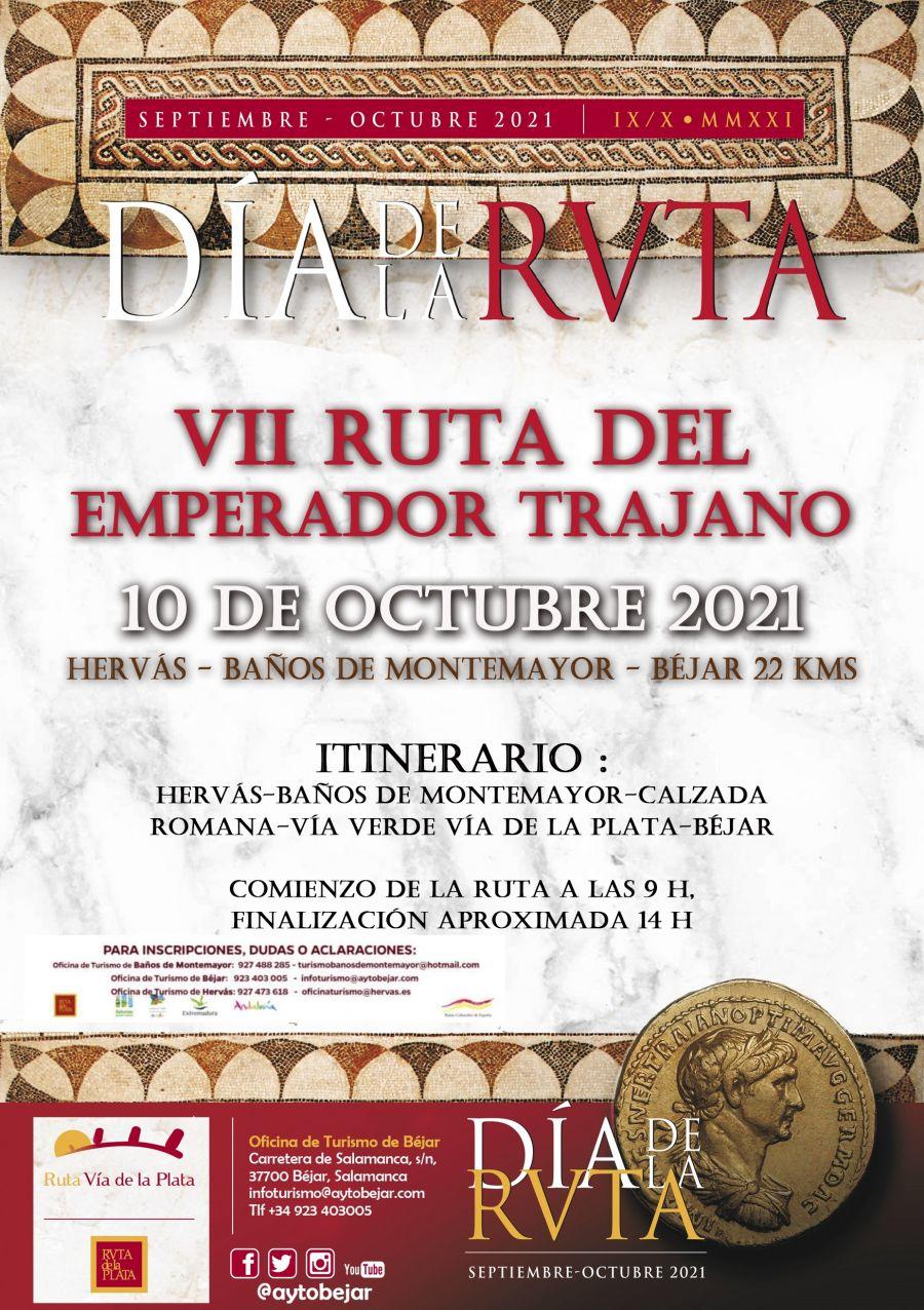 VII Ruta del Emperador Trajano