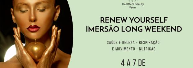 Renew Yourself - Imersão