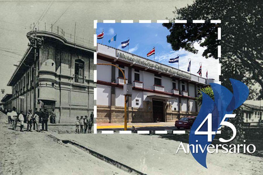 Reseña visual. Historia de ocupación de los edificios del Cuartel y la Cárcel de Alajuela