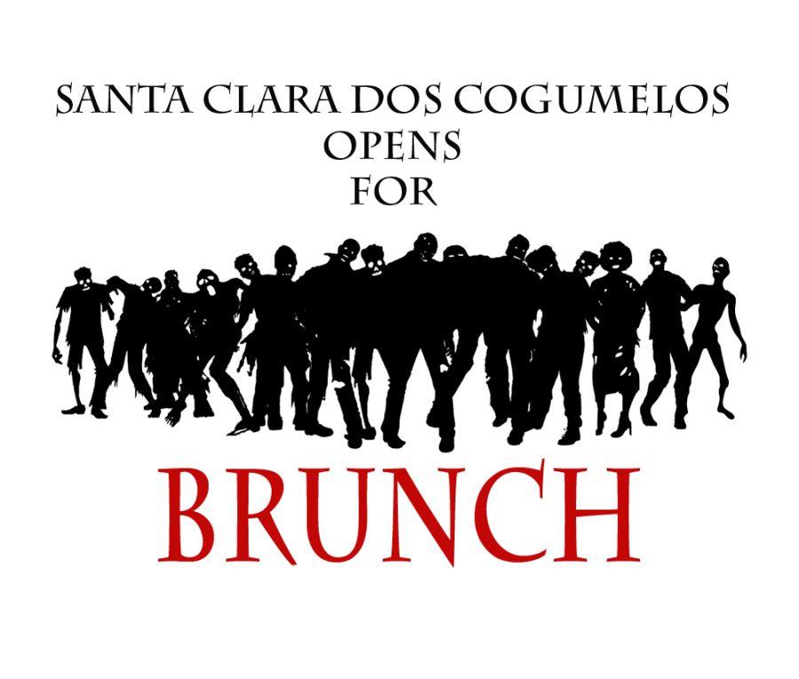 Brunch no restaurante Santa Clara dos Cogumelos