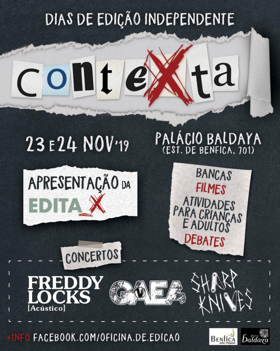 Contexta | Dias de Edições Independentes