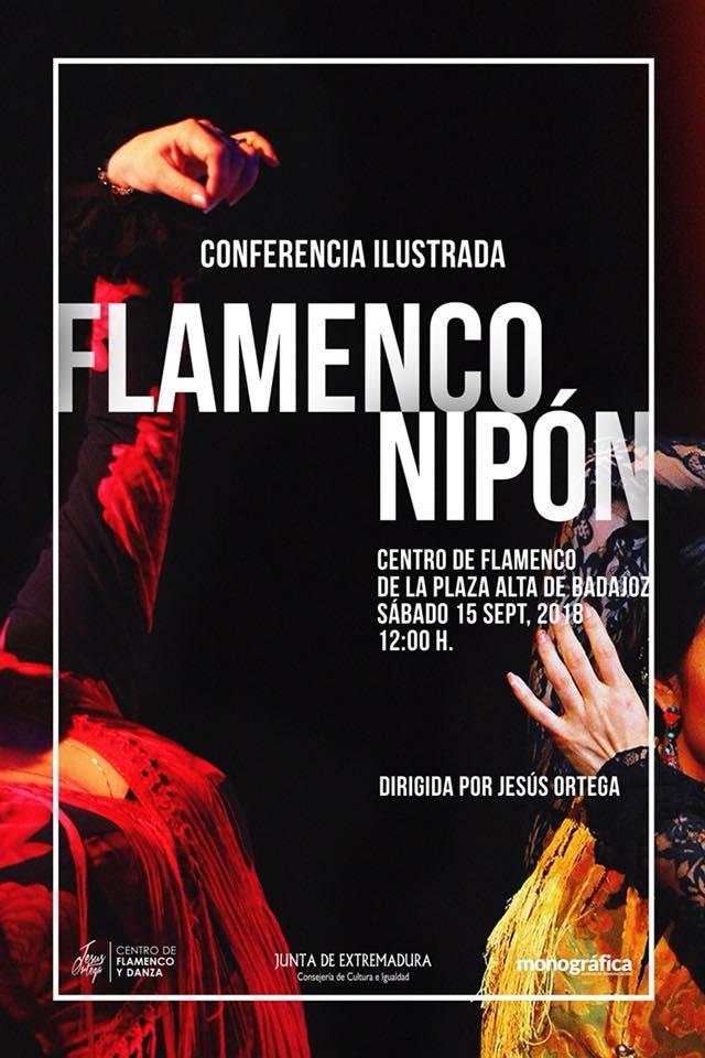 """Conferencia Ilustrada """"El Baile flamenco en Japón"""""""