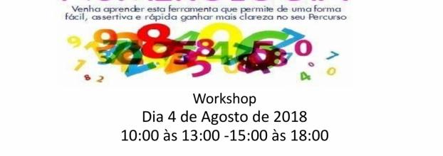 Workshop de Numerologia