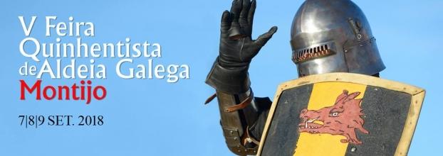 V Feira Quinhentista Aldeia Galega Montijo