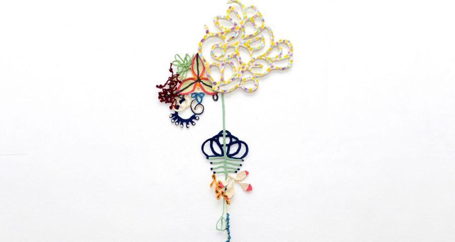 """""""COR"""" Exposição de MARIA CARVALHO (Cerâmica e Têxteis)"""