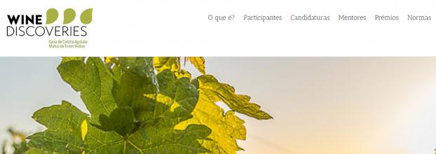 Concurso de Ideias de Wine Discoveries – Crédito Agrícola Mútuo de Torres Vedras