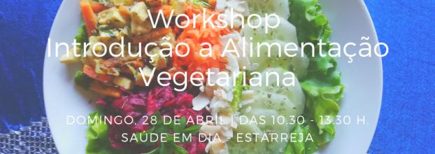 Workshop de Introdução à Alimentação Vegetariana