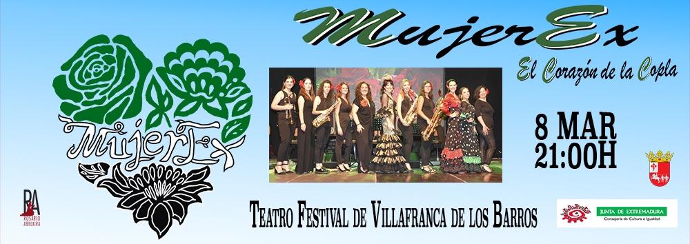 MujerEx en Villafranca de los Barros