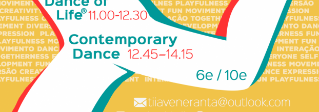Dance of Life and Contemporary Dance / Movin' with Tiia