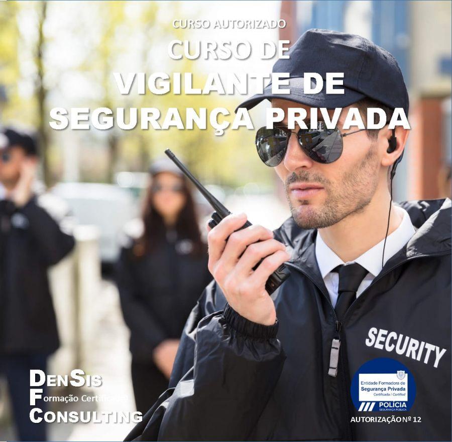 Curso de Vigilante de Segurança Privada