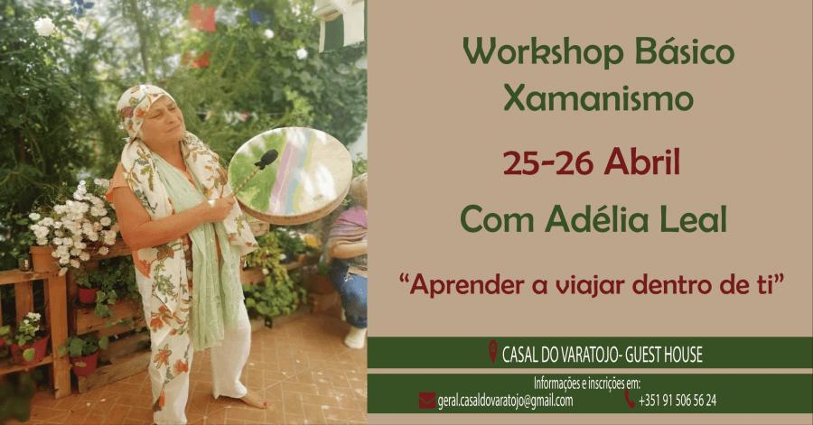 Workshop Básico de  Xamanismo