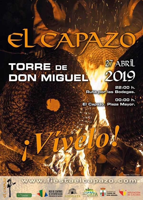 EL CAPAZO 2019 | Torre de Don Miguel (SIERRA DE GATA)