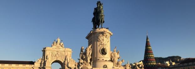 Roteiro Lisboa Reconstruída e Luzes Natalícias - Baixa Pombalina