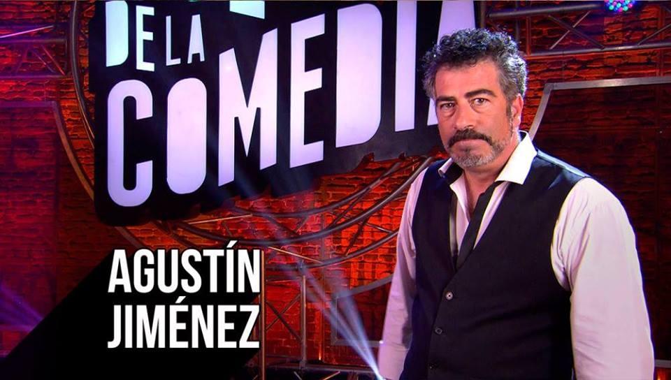 Agustín Jiménez en Navalmoral   'Curso de interpretación'