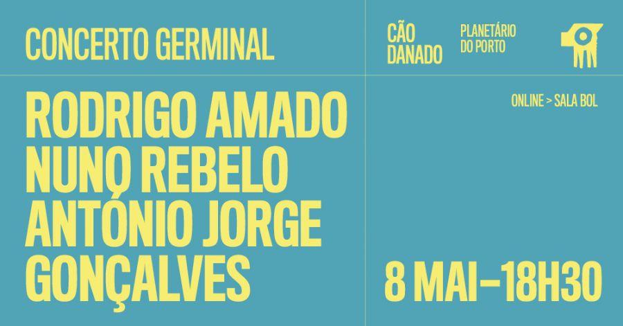 Concerto Germinal no Planetário do Porto